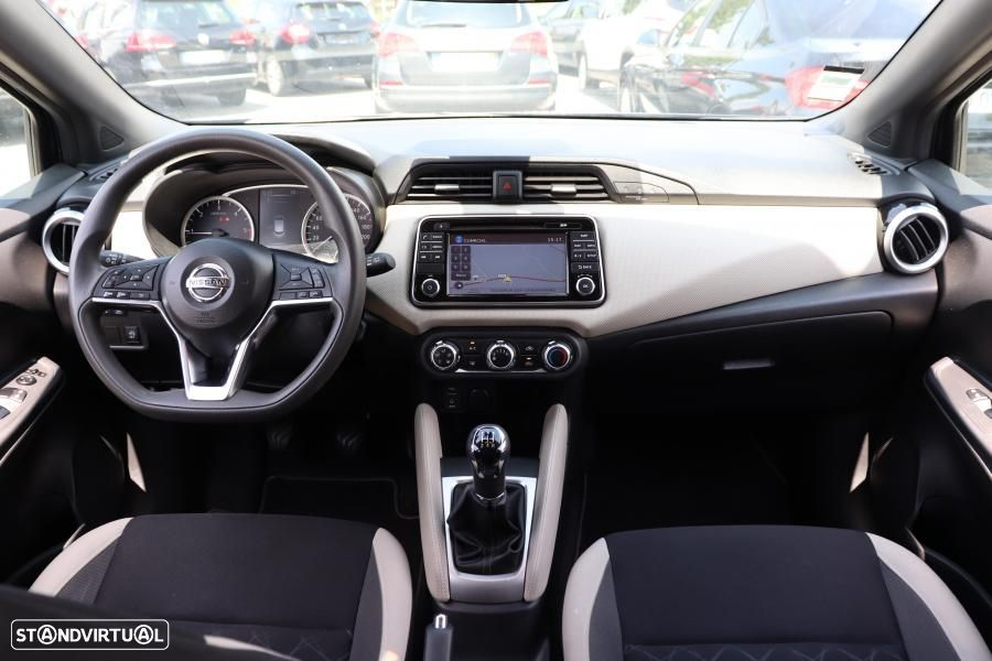 Nissan Micra 1.5 DCI Connect GPS - 14