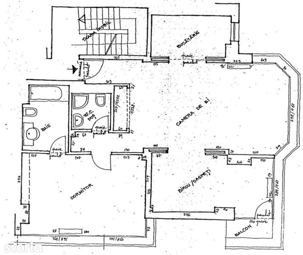 Apartament de inchiriat, Bucuresti, Sectorul 1, Arcul de Triumf - Foto 10