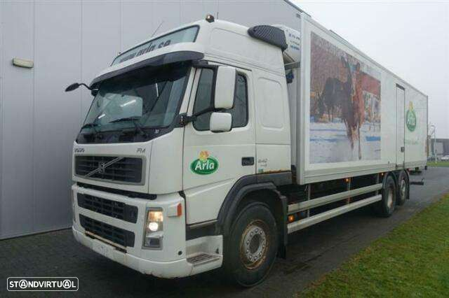 Volvo Fm340 6x2 With Thermo King Euro 5 - 1