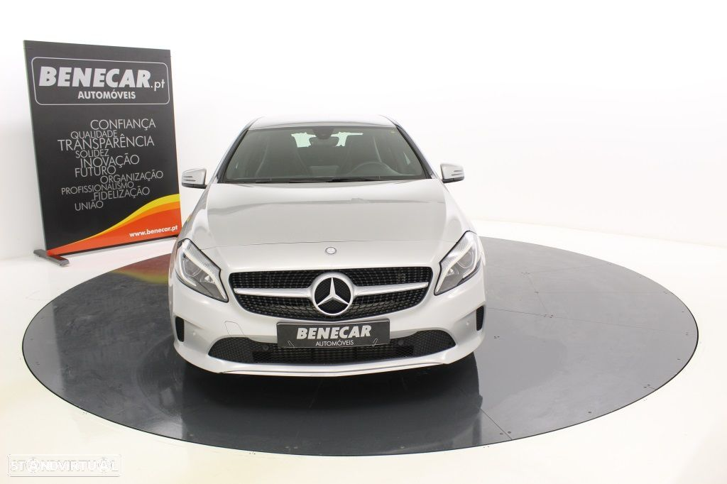 Mercedes-Benz A 180 CDi Urban - 12