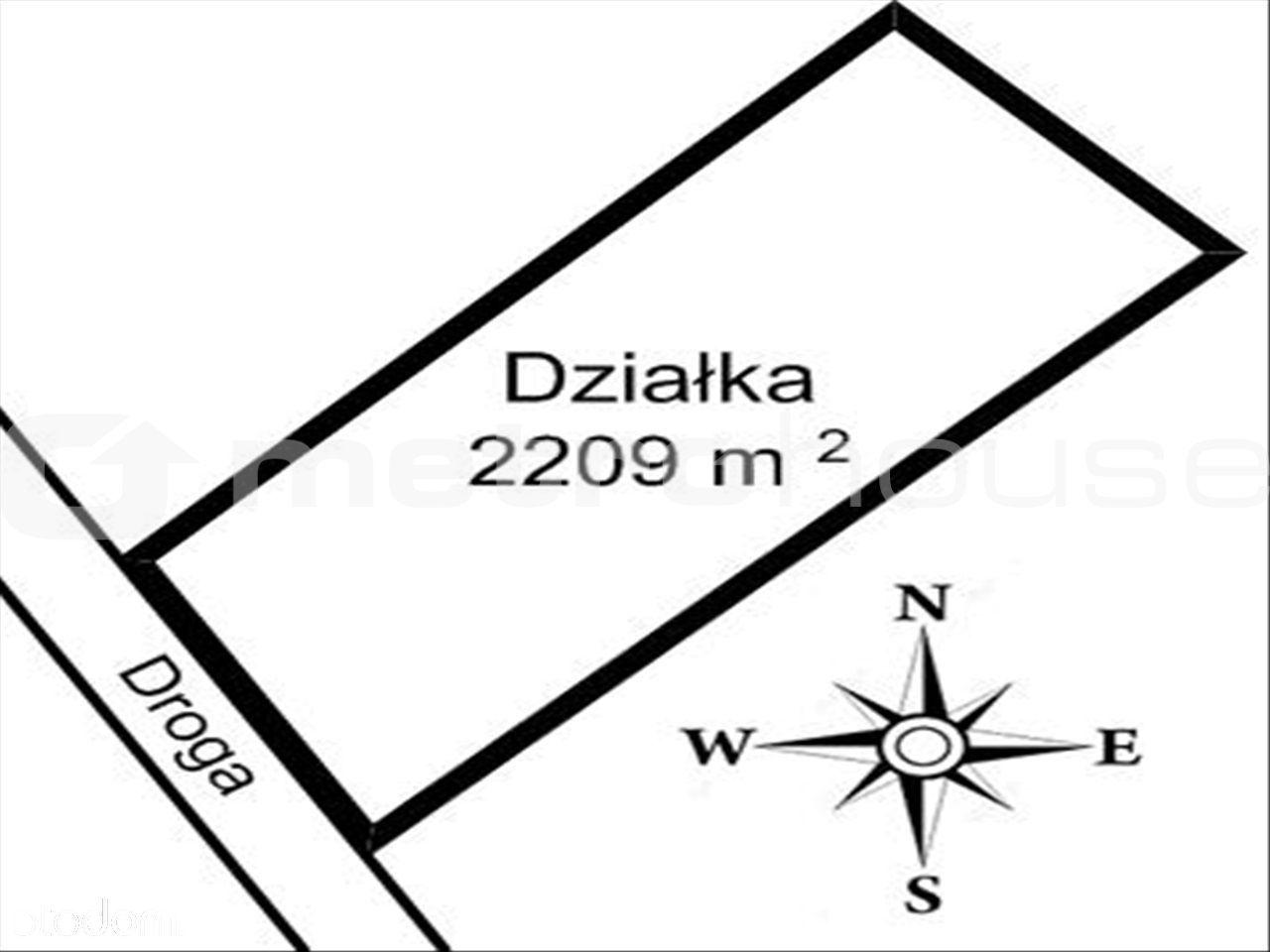 Działka na sprzedaż, Łupstych, olsztyński, warmińsko-mazurskie - Foto 5