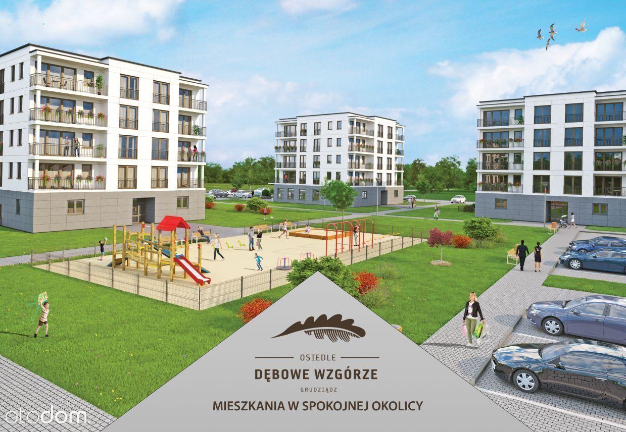 Mieszkanie na sprzedaż, Grudziądz, kujawsko-pomorskie - Foto 1