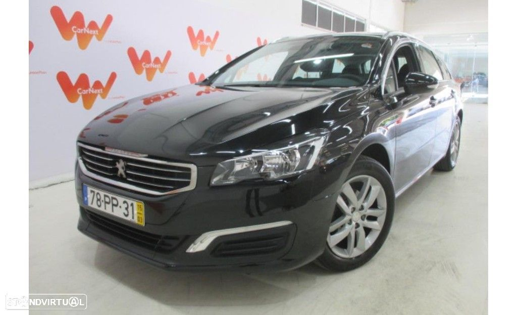 Peugeot 508 SW 1.6 e-HDi Active, 1.6 HDi Active - 1