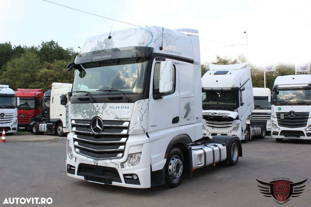 Mercedes-Benz Actros 1848 Euro 6 2015 Nr. Int 10936 Leasing - 15