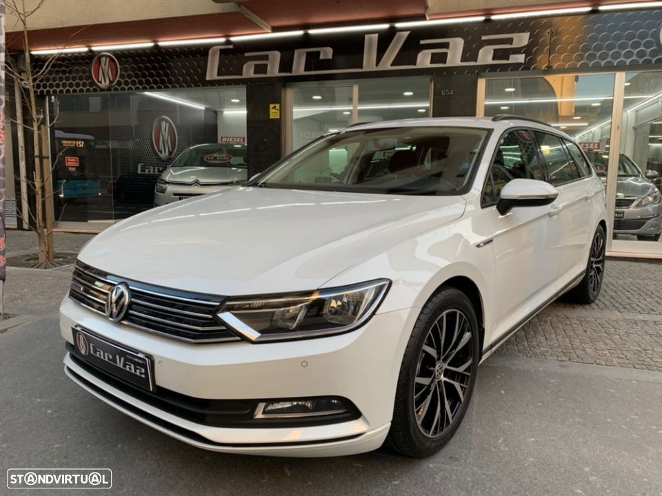 VW Passat Variant 1.6 TDI BLUEEMOTION - 1