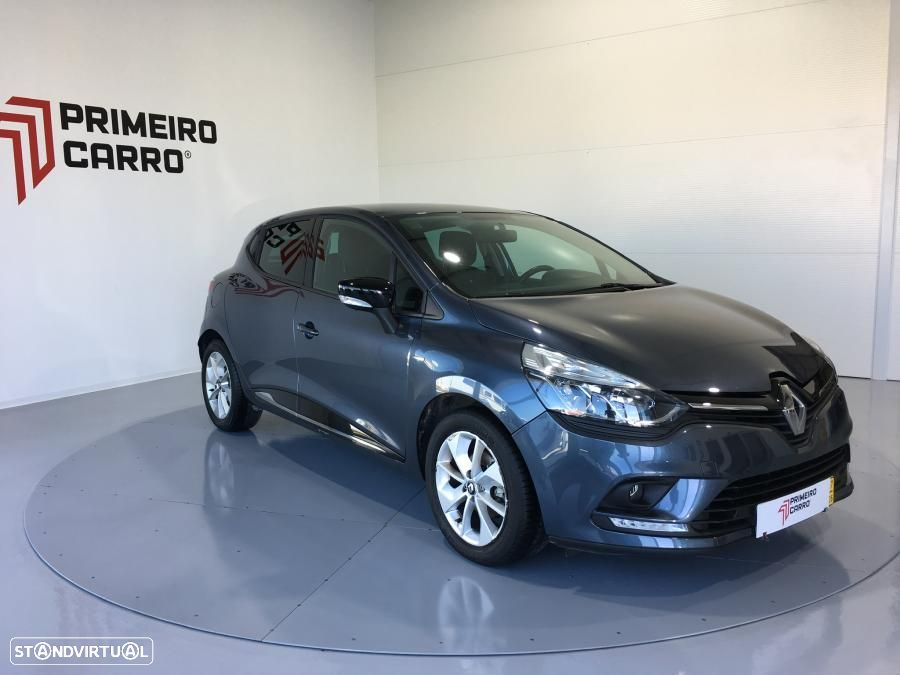 Renault Clio 0.9 TCe Limited GPS 90cv - 11