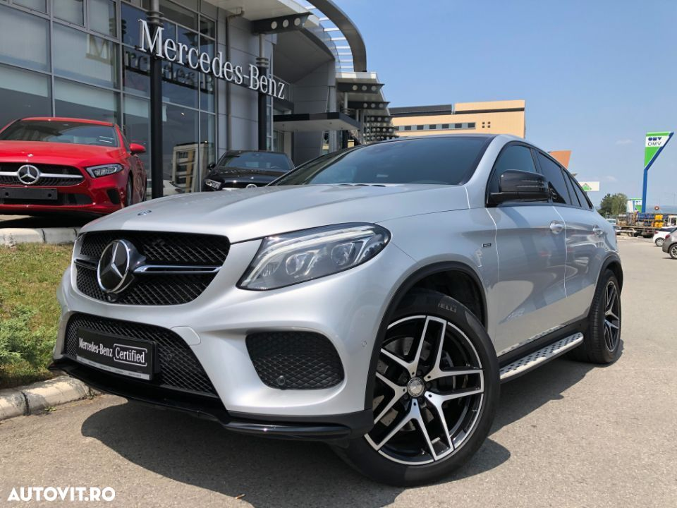 Mercedes-Benz GLE 450 - 6