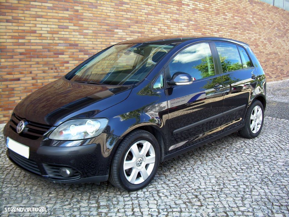 VW Golf Plus 1.9 TDi 105cv NACIONAL - 1
