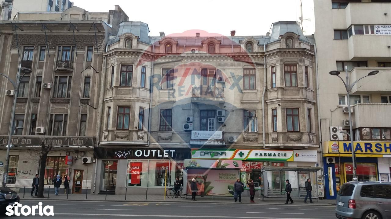 Spatiu Comercial de inchiriat, București (judet), Strada Biserica Amzei - Foto 11