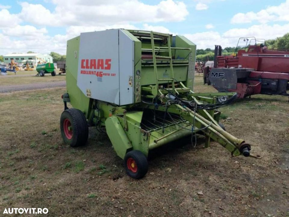 Claas Rollant 46 rotocut - 1