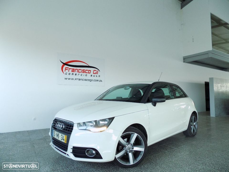 Audi A1 1.6 TDI ADVANCE (5p) - 1