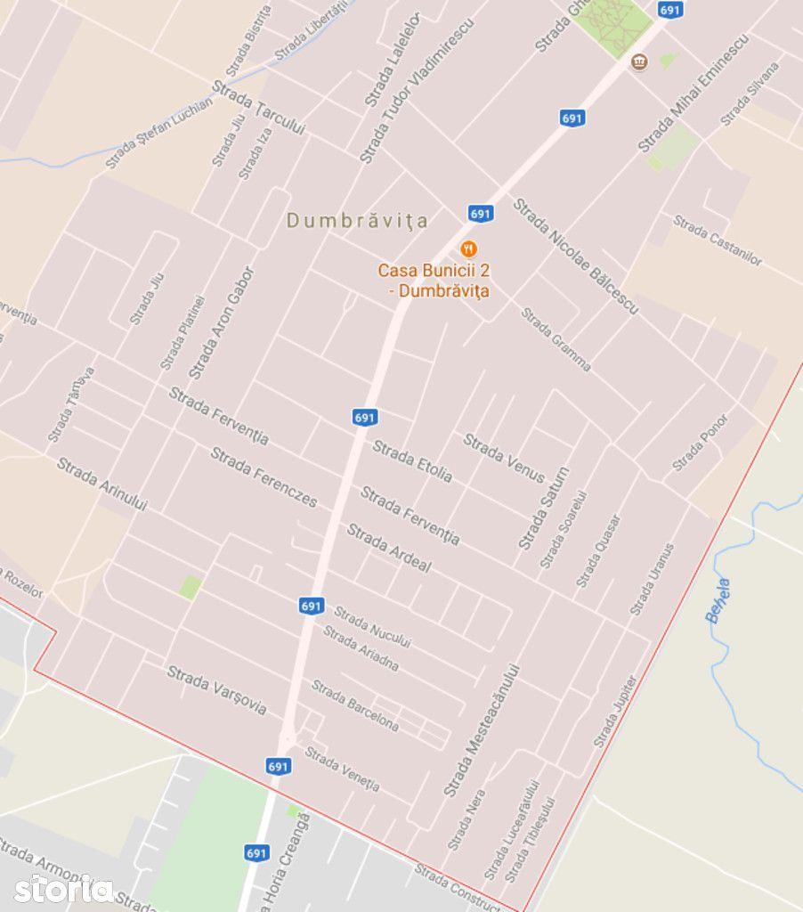 Teren de Vanzare, Timiș (judet), Strada Uranus - Foto 2