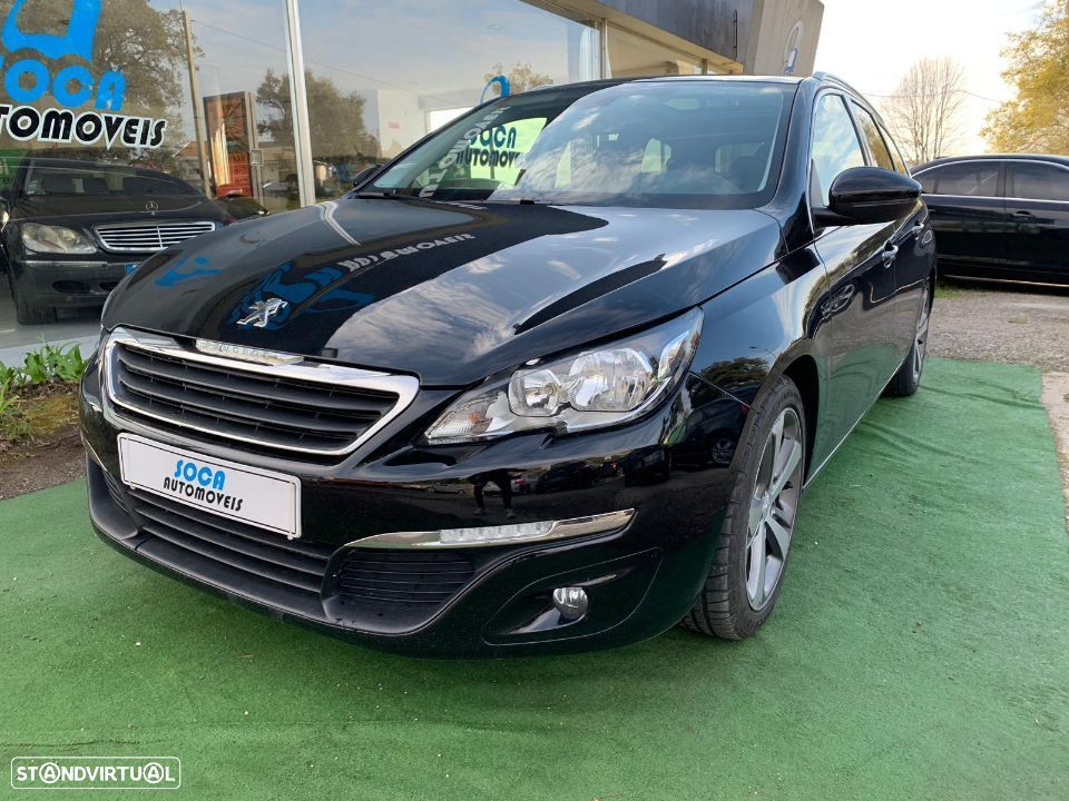 Peugeot 308 SW EXECUTIVE FULL EXTRAS - 1