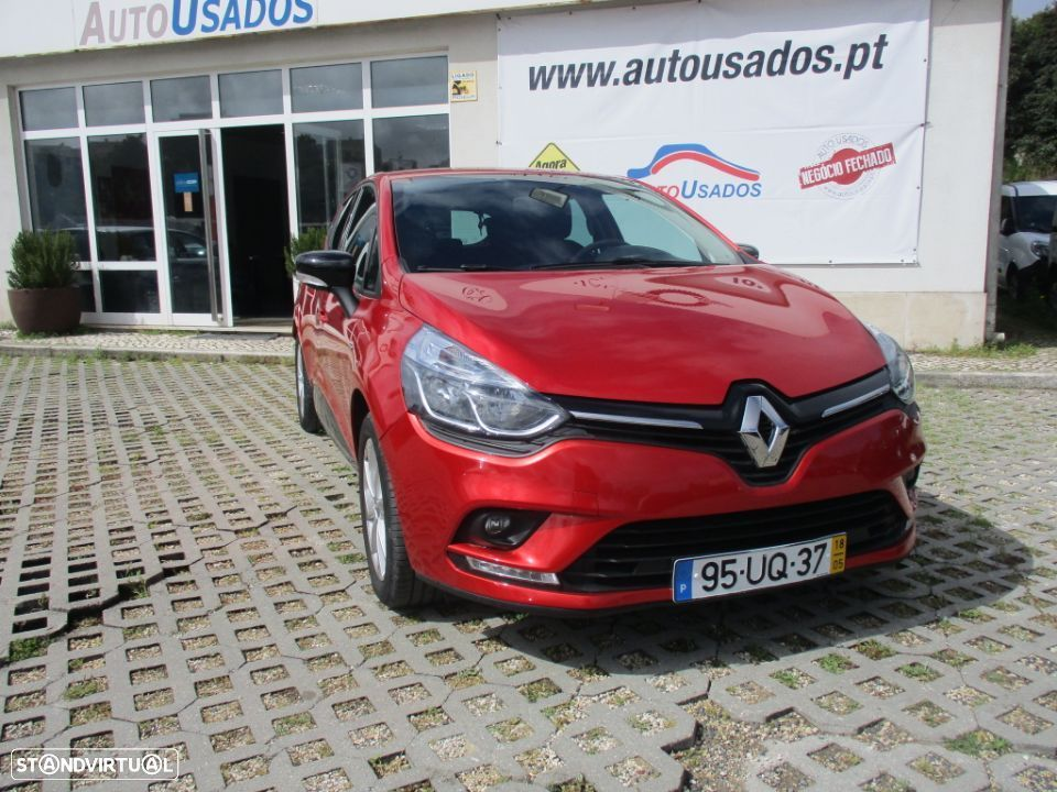 Renault Clio 0.9 TCe LIMITED 90CV - 1