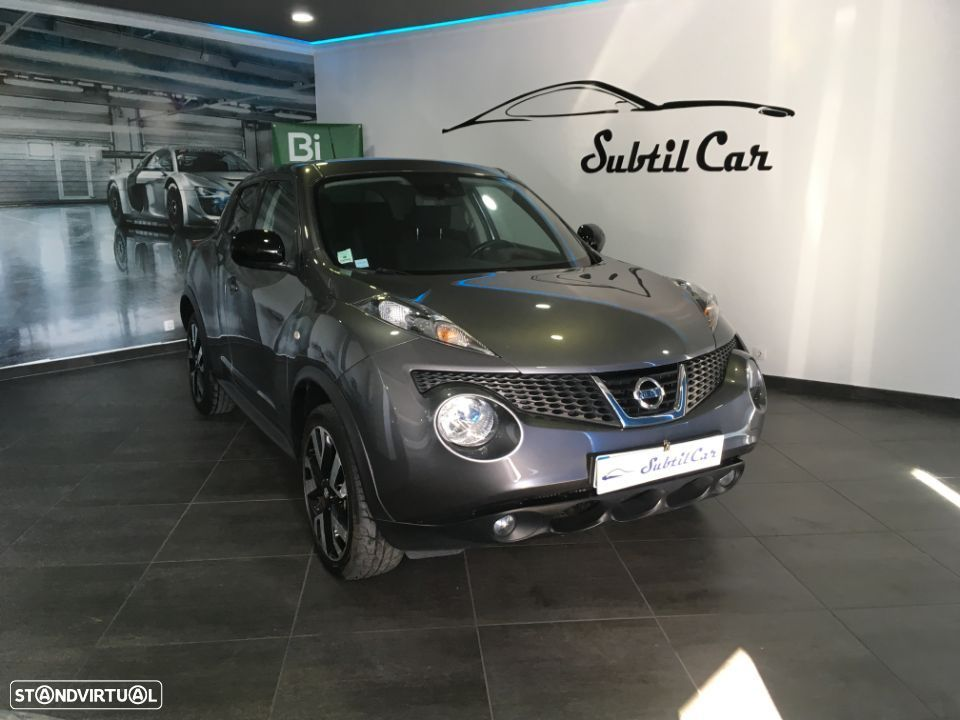 Nissan Juke Connect Edition Gps - 24