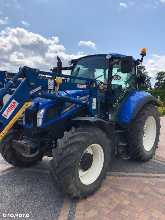 New Holland T5 105  New Holland T5 105 ,