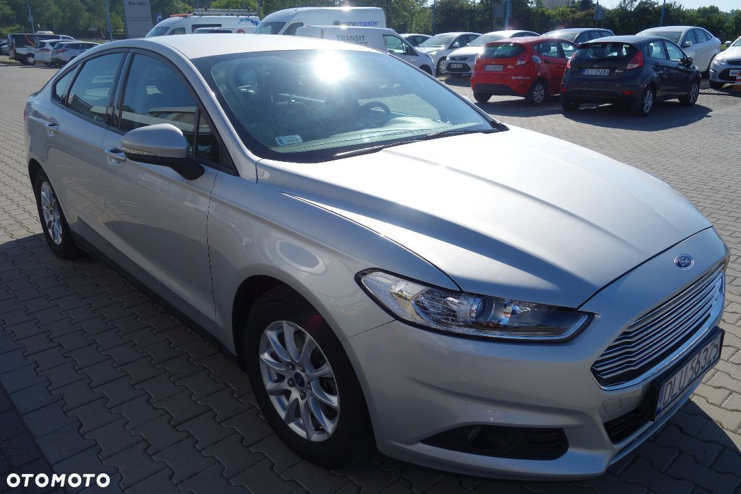 Ford Mondeo 1.5 EcoBoost 160 KM, M6, FWD Ambiente 5 drzwiowy - 3