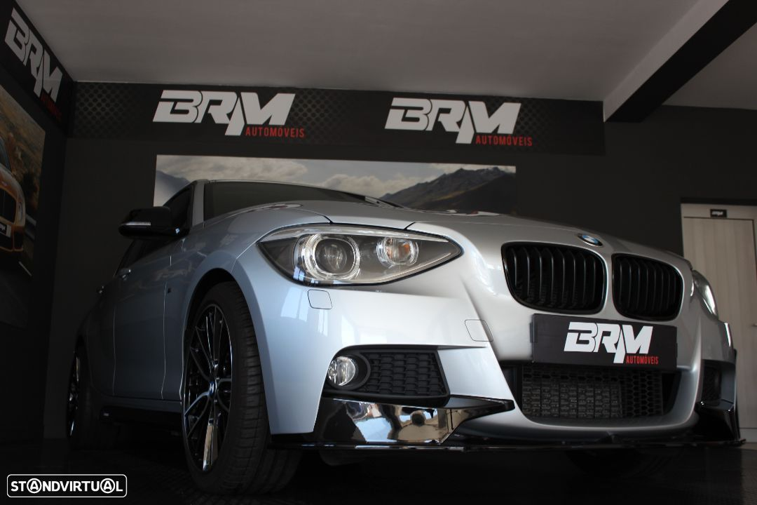 BMW 118 D PACK M PERFORMANCE - 4