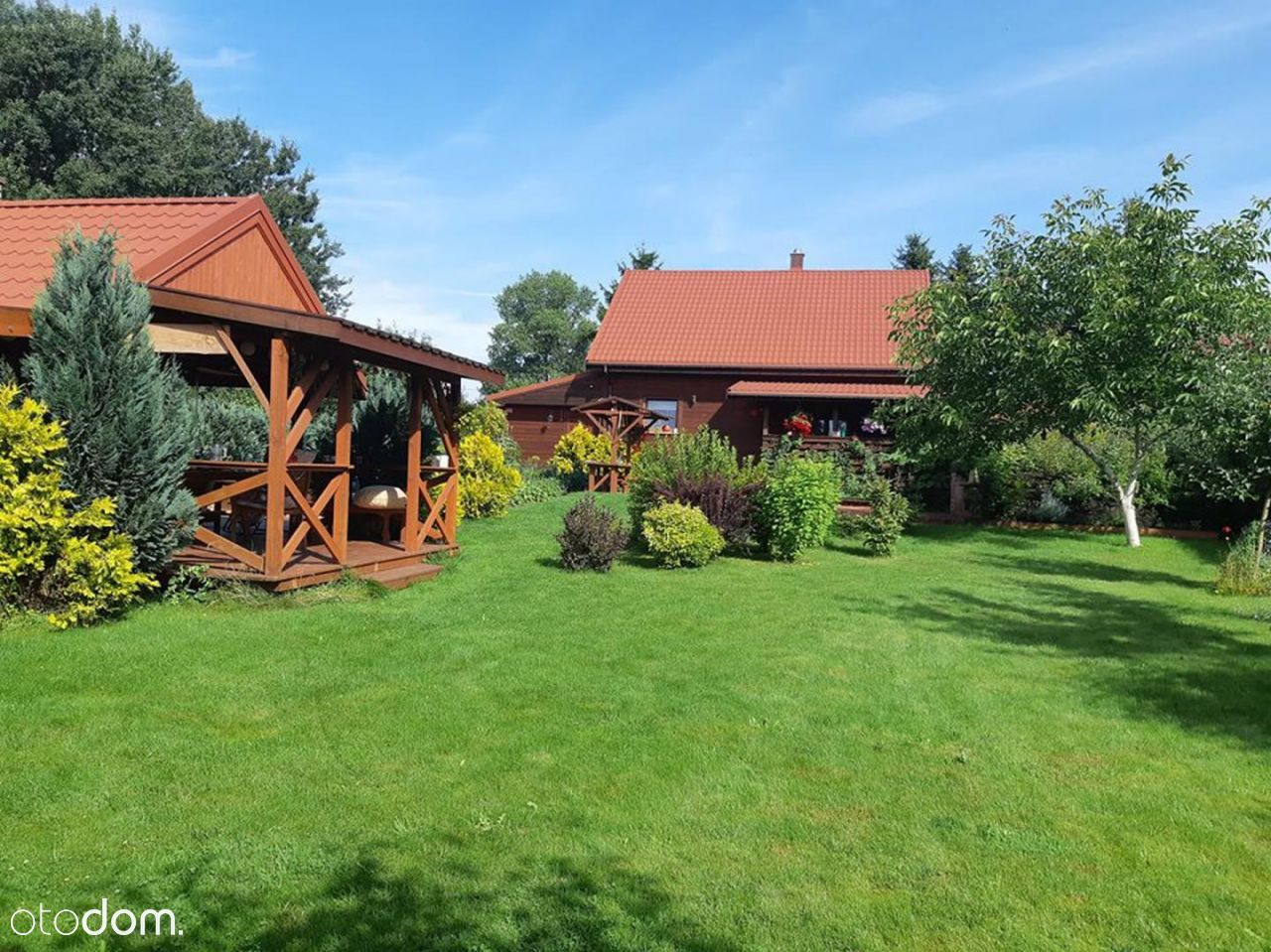6 Pokoje Dom Na Sprzedaż Worliny Ostródzki Warmińsko Mazurskie 54812340 Wwwotodompl