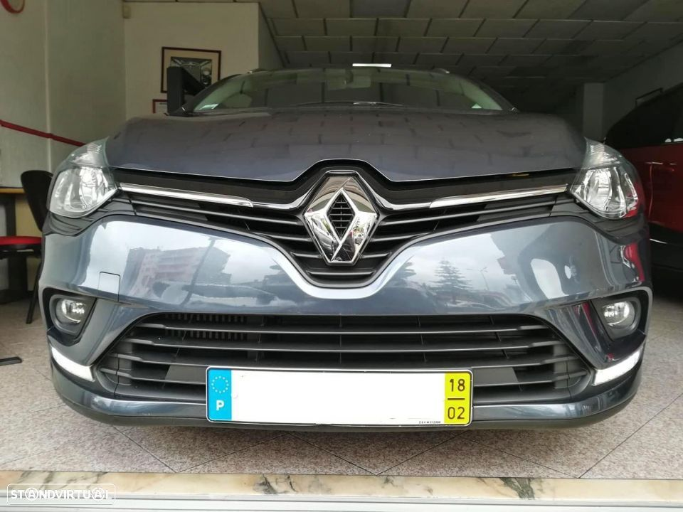 Renault Clio Sport Tourer 1.5 DCi Limited - 9