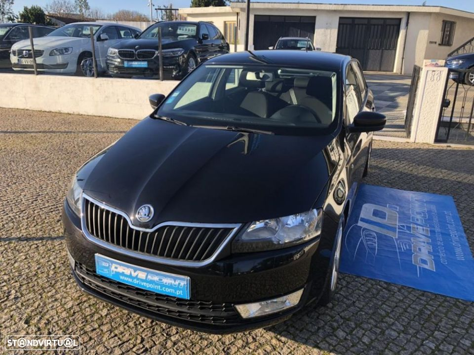 Skoda Rapid Spaceback 1.6 TDi Ambition - 3