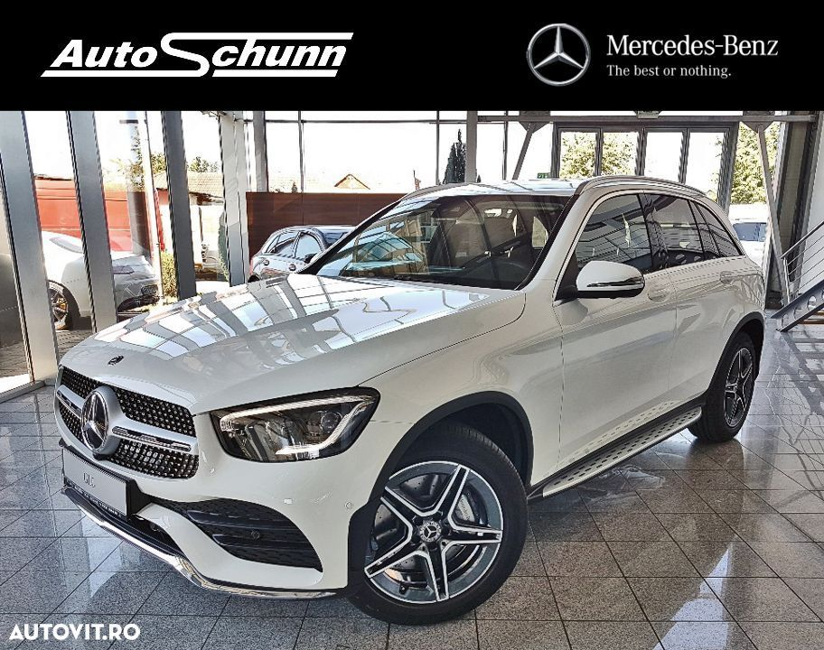 Mercedes-Benz GLC 220 - 23