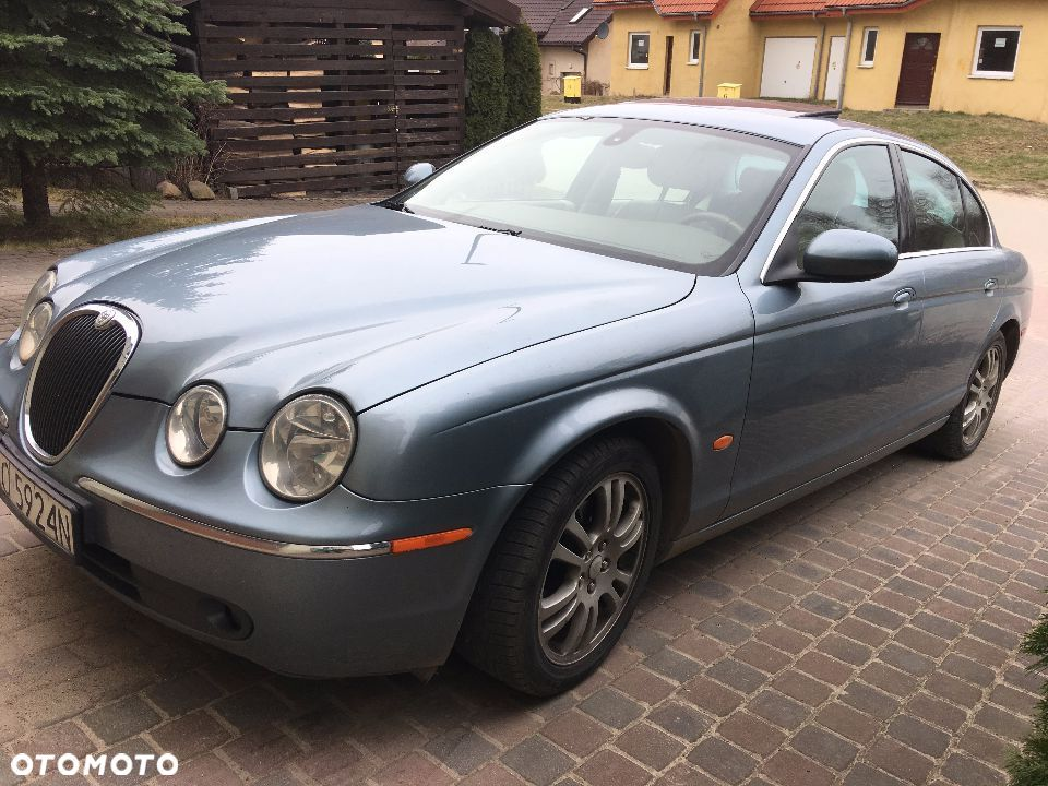Jaguar S-Type R 3.0 benzyna automat + lpg stag - 4