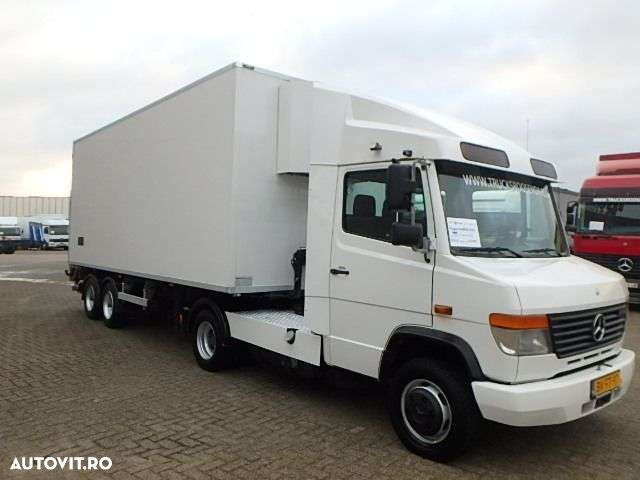 Mercedes-Benz Vario 619 D + Trailor + Cooling - 3