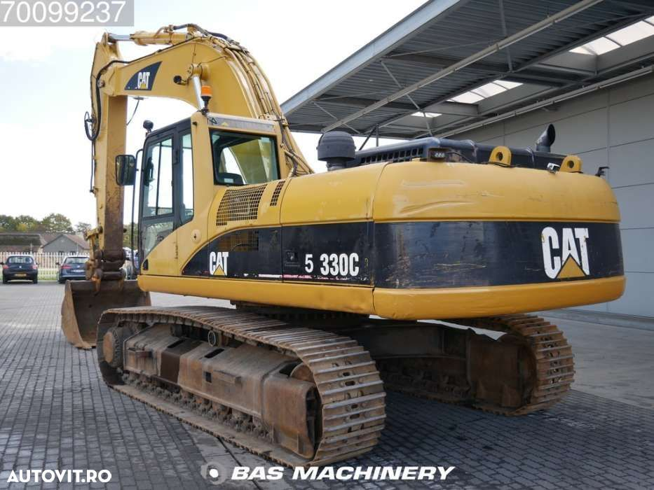 Cat 330CL Nice and clean machine - 11