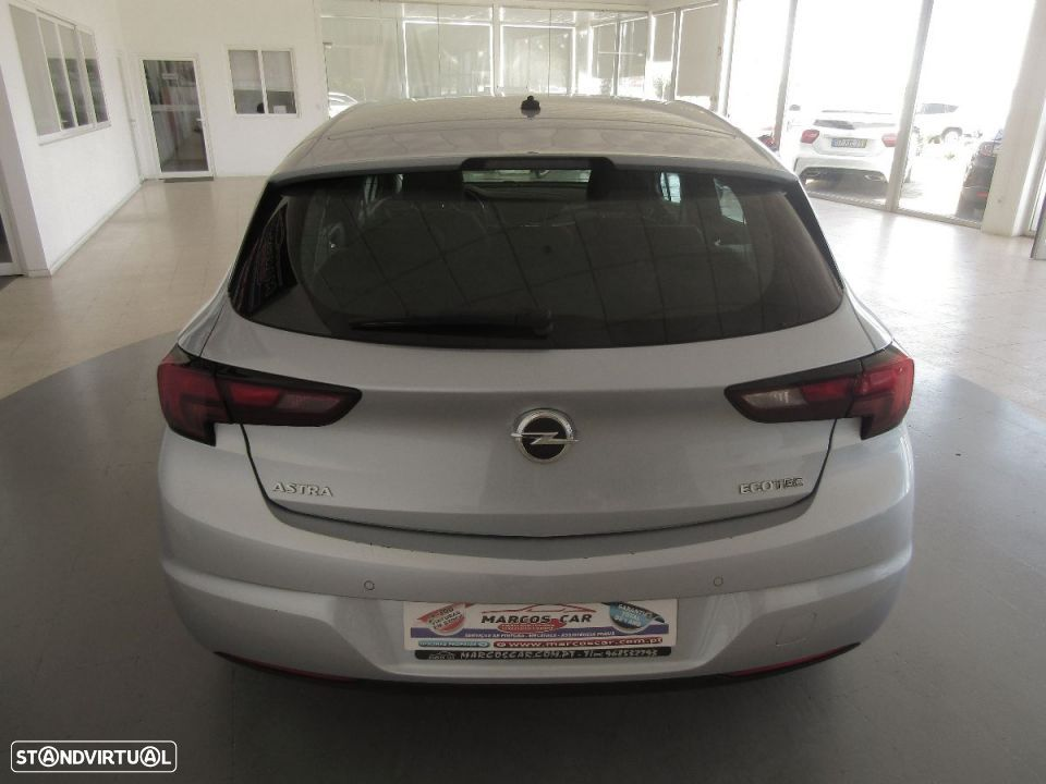 Opel Astra Edition Active - 5