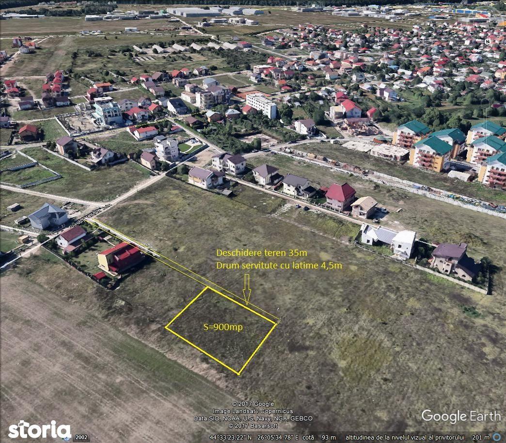 Teren de Vanzare, Ilfov (judet), Otopeni - Foto 1