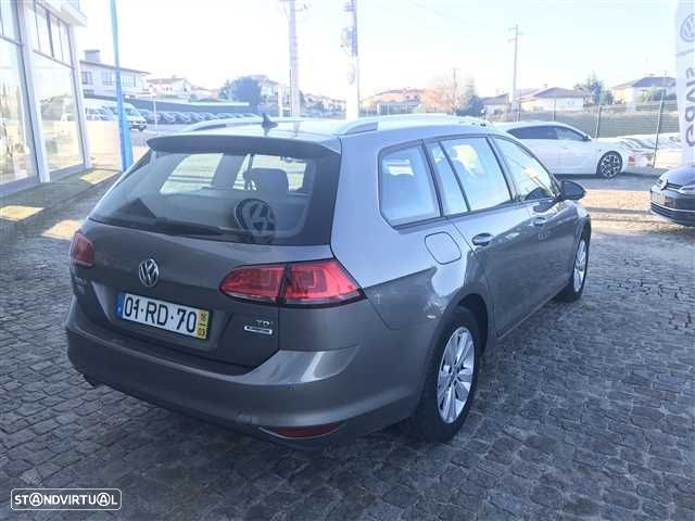 VW Golf Variant 1.6 TDi GPS Edition - 5