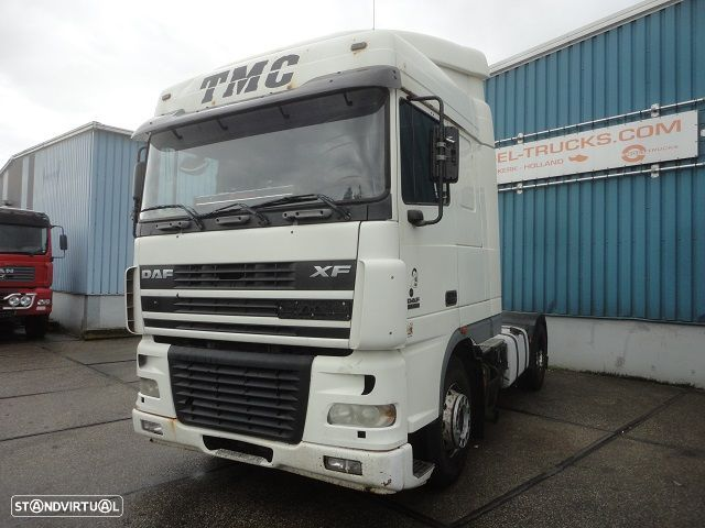 DAF FTXF 95-430 SPACECAB (ZF16 MANUAL GEARBOX / AIRCONDITIONING) - 1