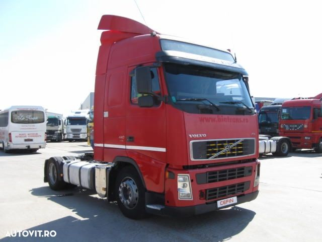 Volvo FH440 - 2