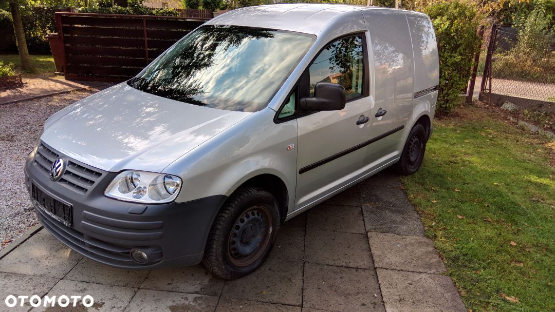 Volkswagen Caddy  1.9 TDI 2007/08 - 4