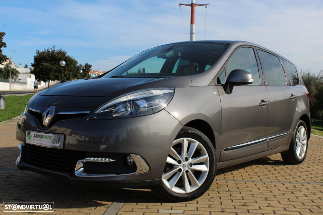 Renault Grand Scénic 1.5 dCi Initialli - 7 Lugares - 1