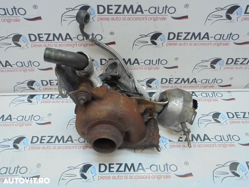 Turbosuflanta, Peugeot 307 Break (3E) 2.0hdi, RHR - 2