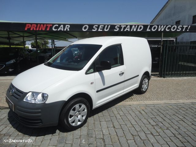 VW Caddy 1.9 TDI - 1