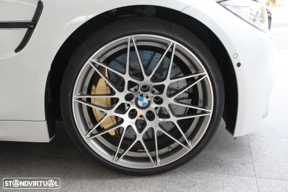 BMW M4 COUPE COMPETITION 450 CV - 10