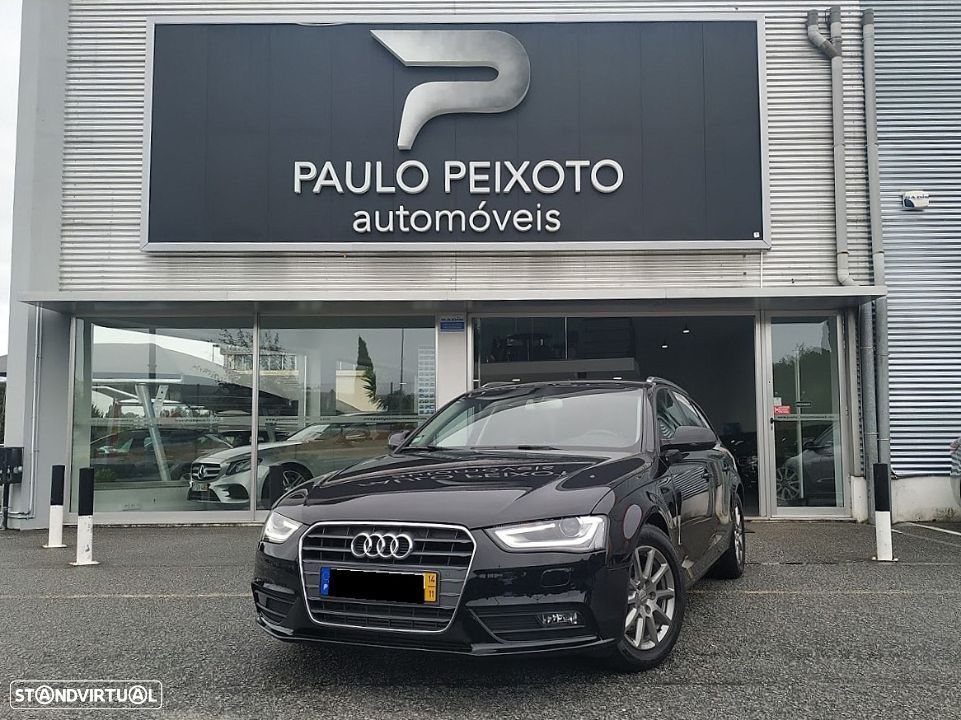 Audi A4 Avant 2.0 TDI Business - 1