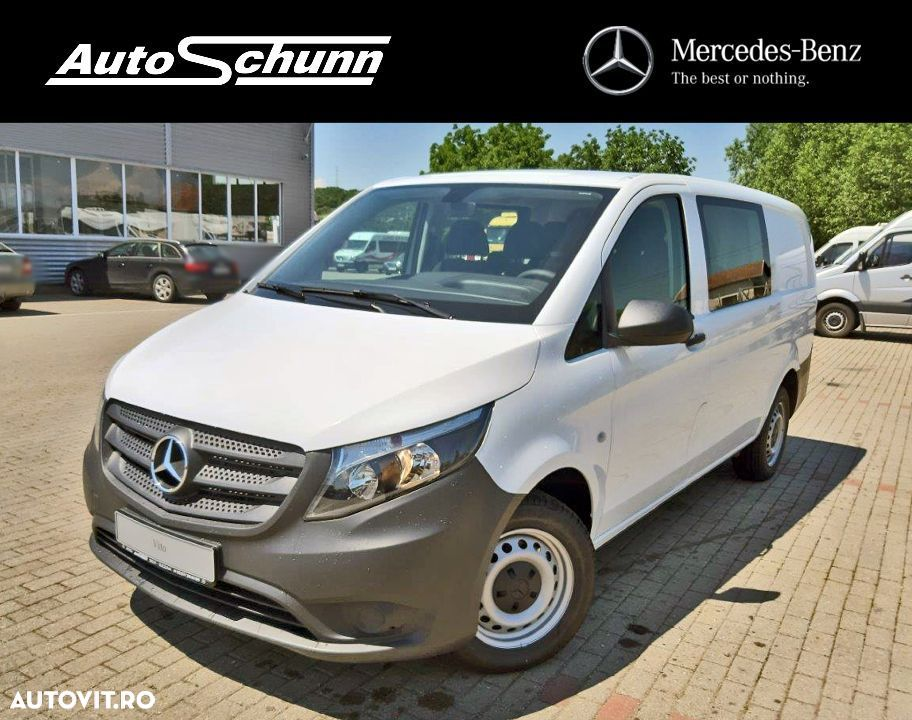 Mercedes-Benz Vito 114 cdi lung/Mixto - 19