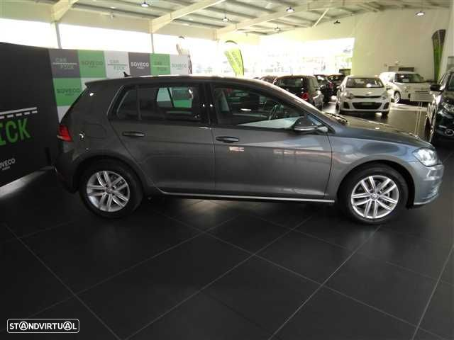 VW Golf 1.6 TDI trendline - 5
