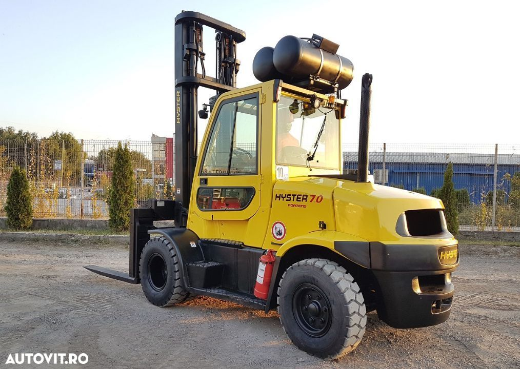 Hyster H7.0 FT - 4