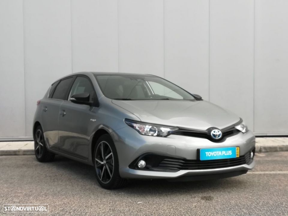 Toyota Auris HB 1.8 Hybrid SQUARE Collection - 3