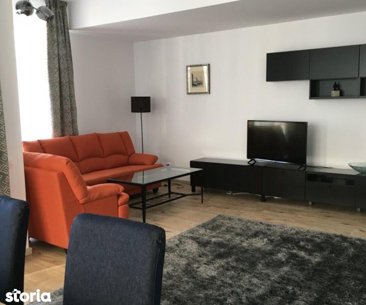 Apartament de inchiriat, București (judet), Strada Barbu Văcărescu - Foto 1