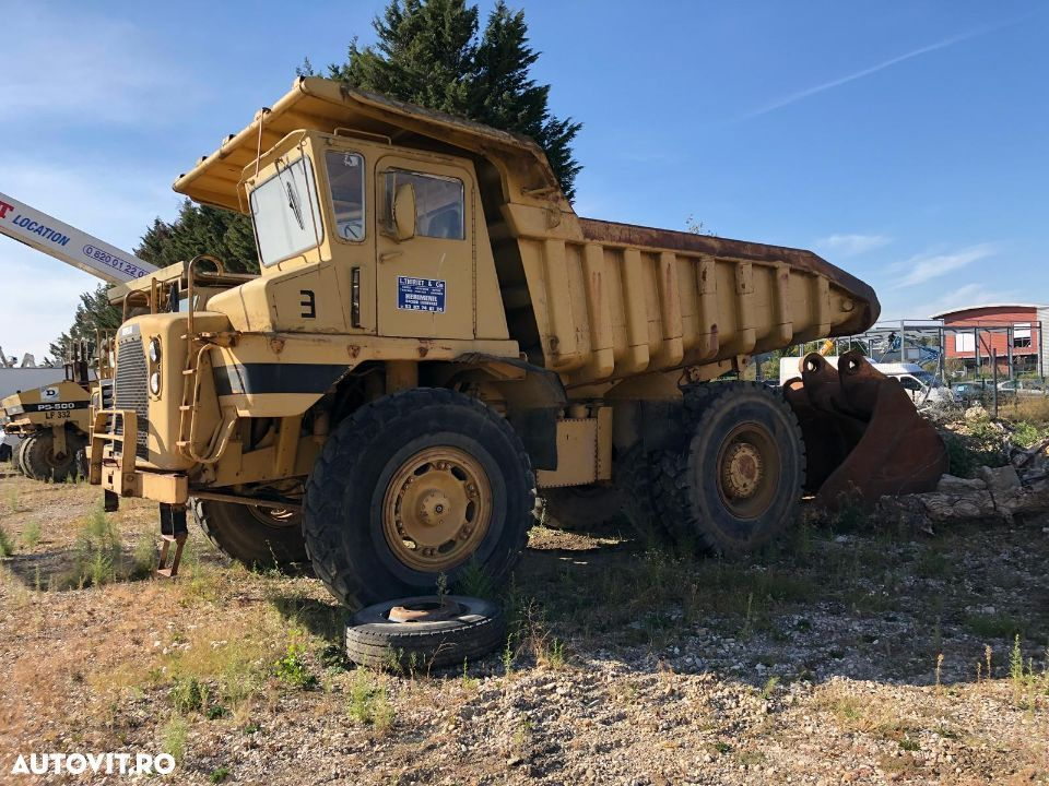 Caterpillar Dumper - 2