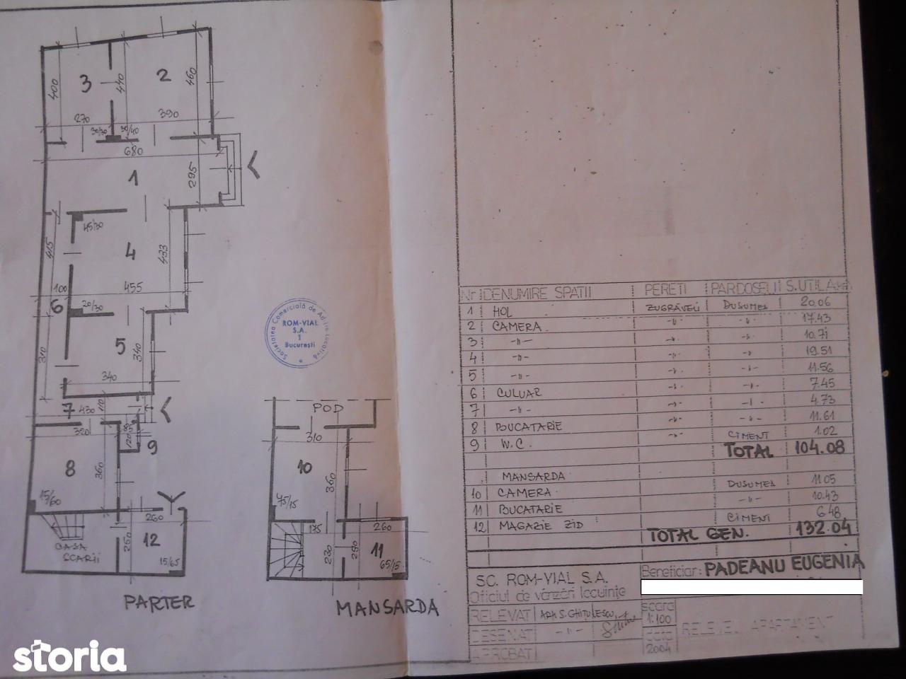 Casa de vanzare, Bucuresti, Sectorul 1, Calea Victoriei - Foto 10