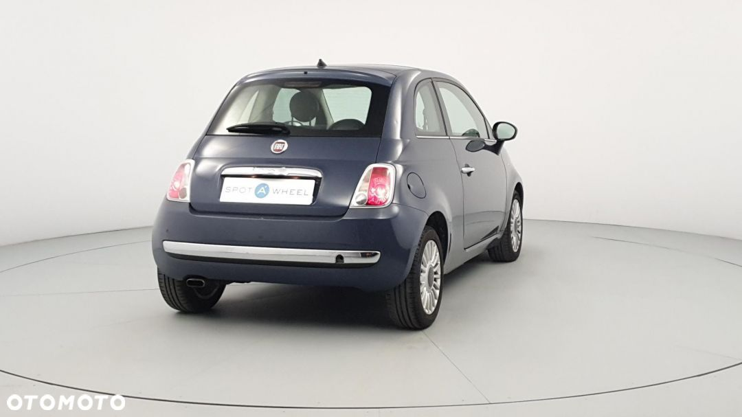 Fiat 500 0,9 Turbo panorama, start-stop, czujniki parkowania. - 6