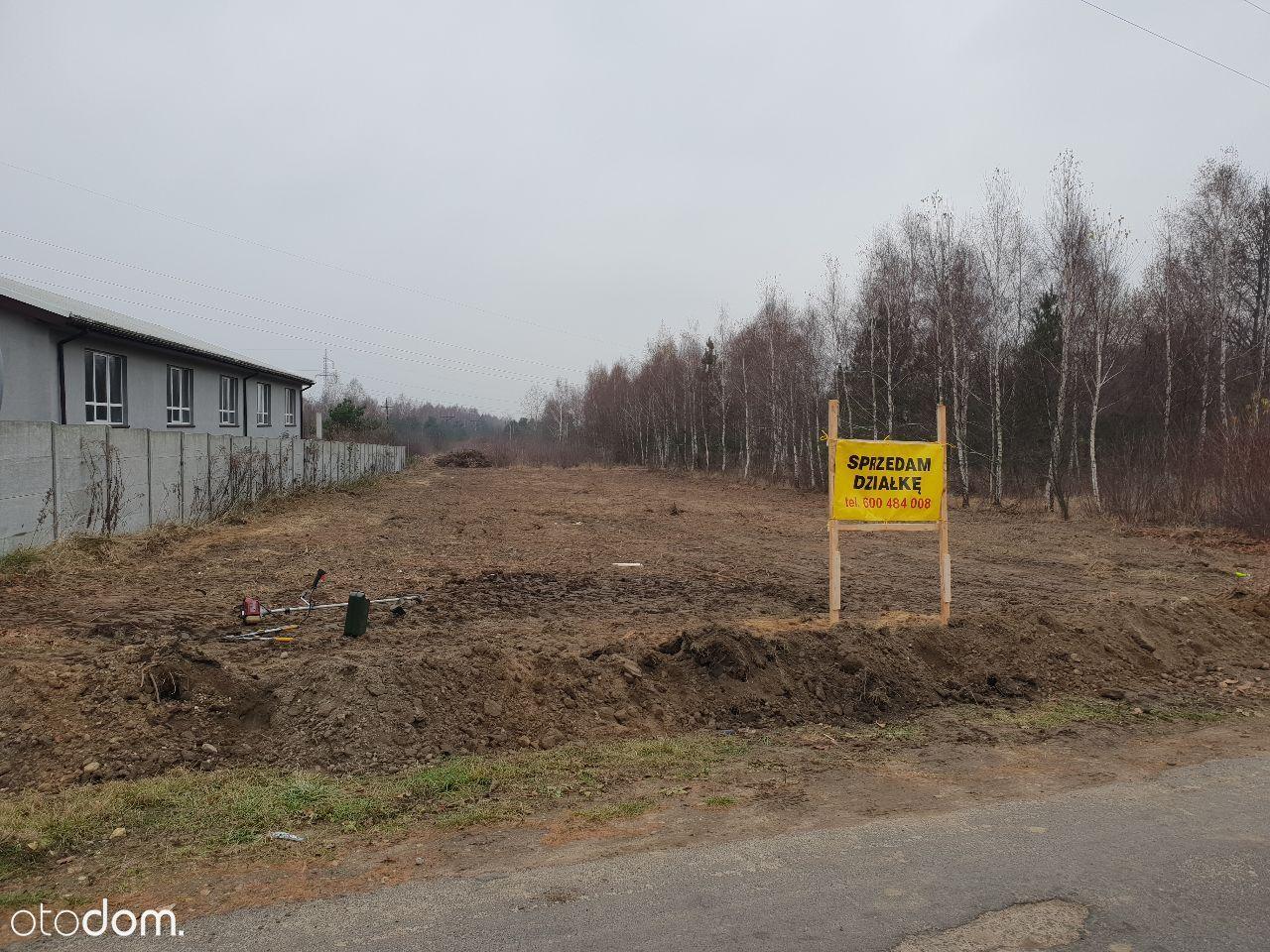 Działka na sprzedaż, Wierzchowisko, częstochowski, śląskie - Foto 3