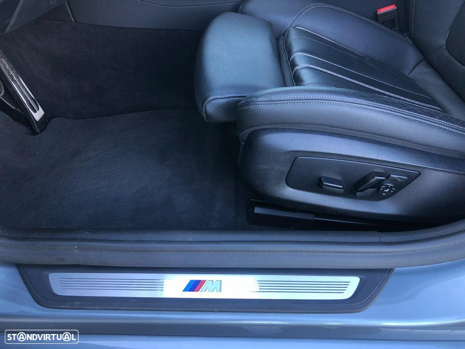 BMW 520 d Touring Pack M - 17